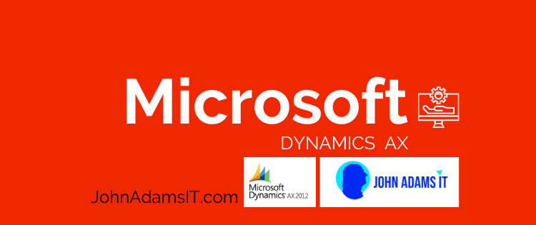microsoft dynamics ax modules